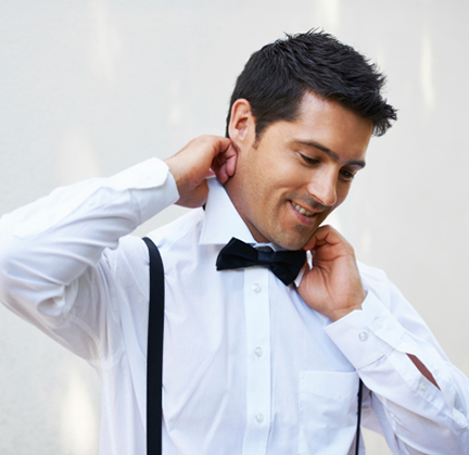 Tuxedo Rental and Fitting FAQ's