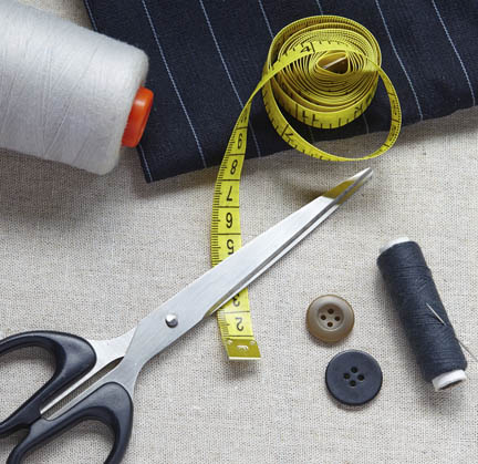 Tuxedo Tailoring and Measurements