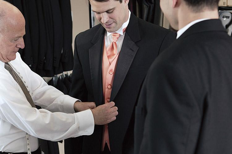 Tuxedo: Basic Tailoring Guidelines